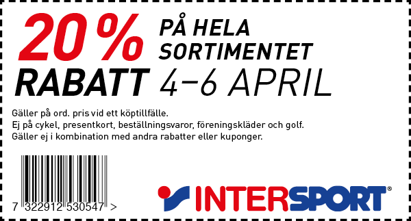 Klubbdagar på Intersport